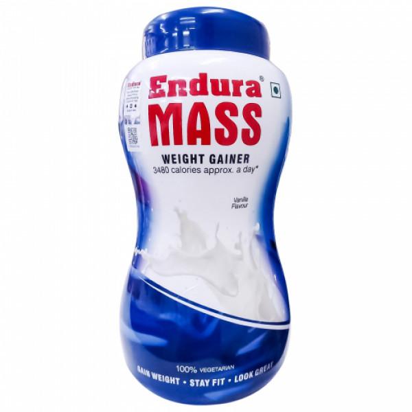 Endura Mass Vanilla Flavour, 1kg
