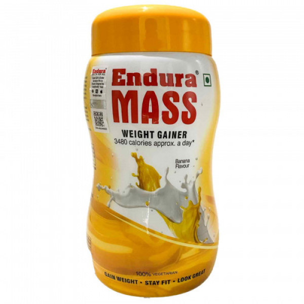 Endura Mass Banana Flavour, 500gm