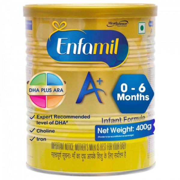 Enfamil A+ Stage 1, 400gm
