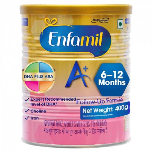 Enfamil A+ Stage 2, 400gm