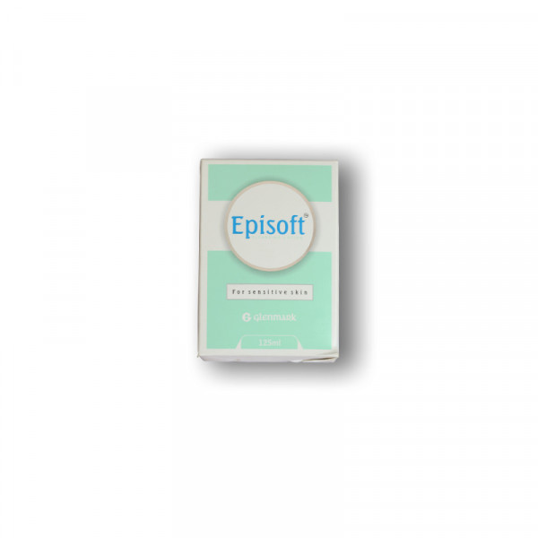 Episoft Cleansing Lotion, 125ml
