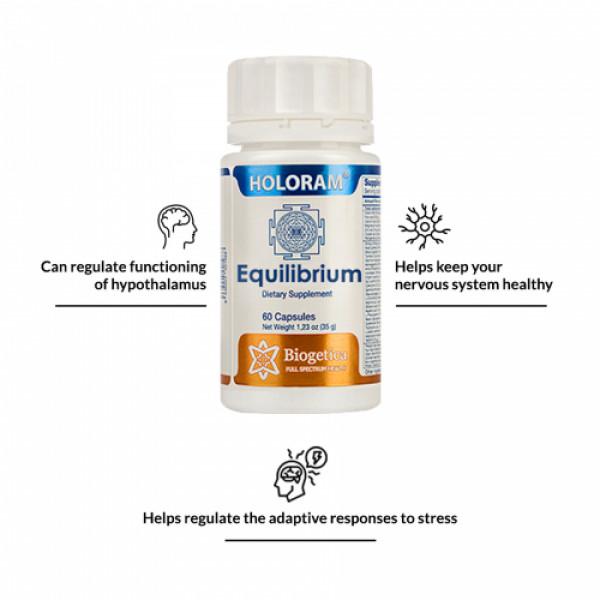 Biogetica Holoram Equilibrium, 60 Capsules