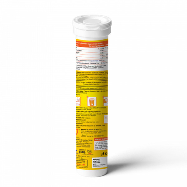 Skin Glow Combo Glutone 1000 with Escor Z (Orange Flavour)