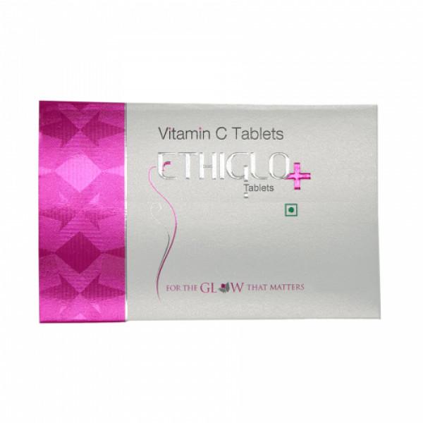 Ethiglo Plus, 60 Tablets