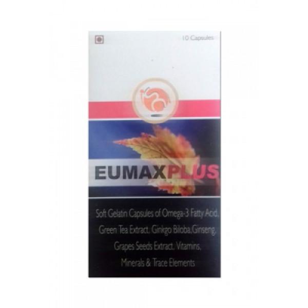 Eumax - Plus, 10 Tablets