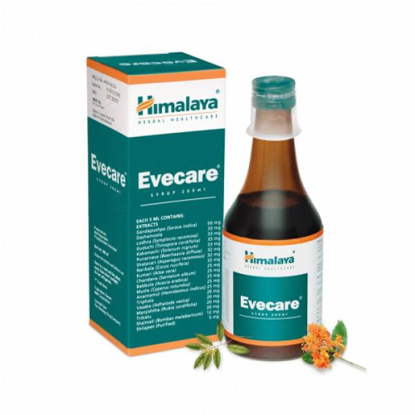 Himalaya Evecare Syrup, 200ml