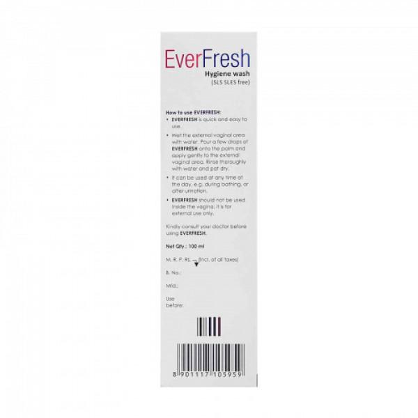Everfresh Hygiene Wash, 100ml