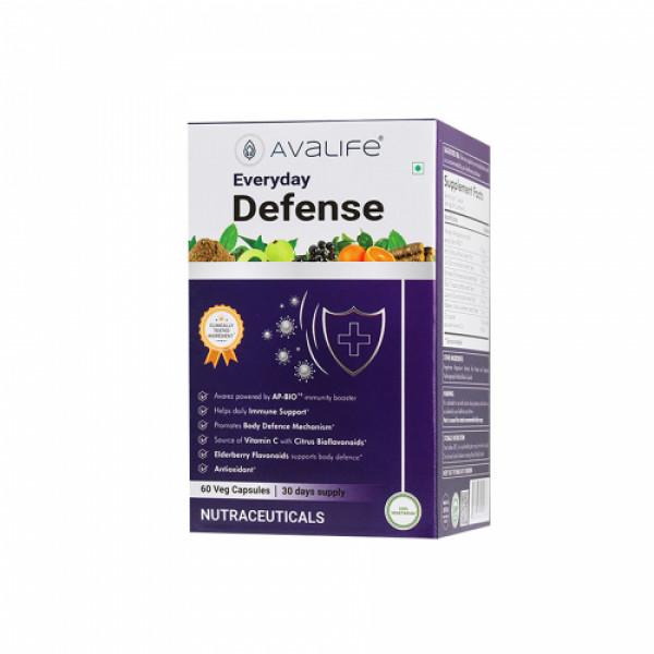 Avalife Everyday Defense, 60 Capsules