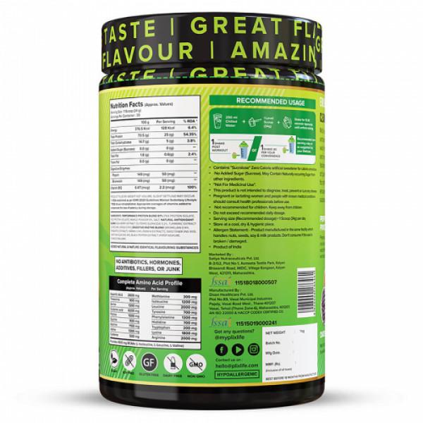 Plix Evolve Performance Plant Protein Powder Mango Flavour, 1kg