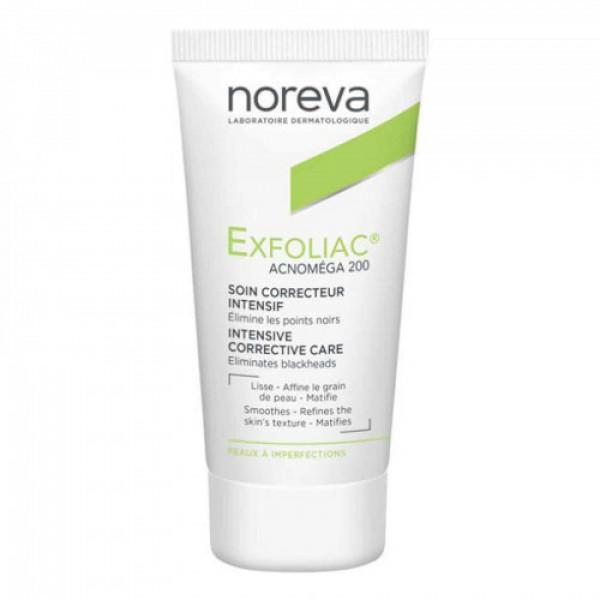 noreva Exfoliac 200 Acnomega Gel, 30ml