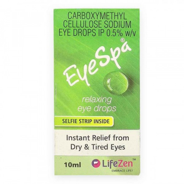 Eye Spa Eye Drops, 10ml