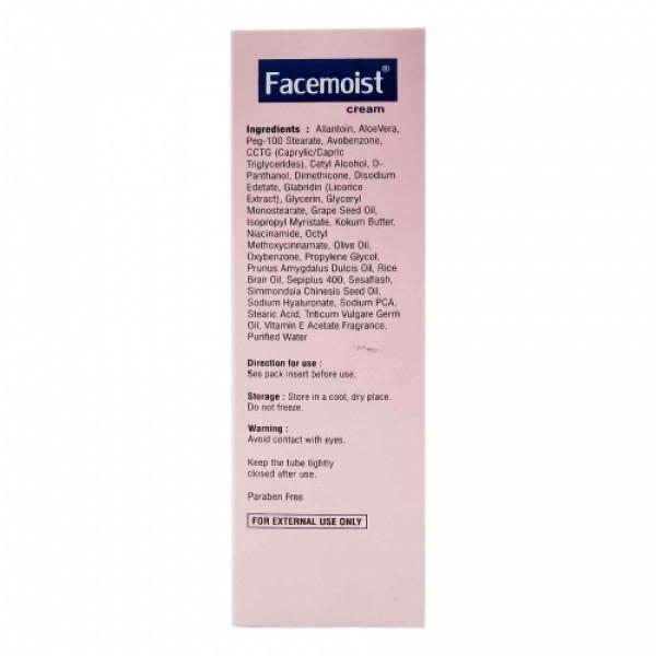Facemoist Cream, 60gm