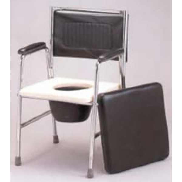 Fast Cure Commode with Seat (FS 893)