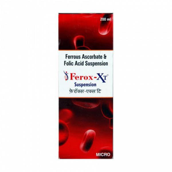 Ferox Syrup, 200ml