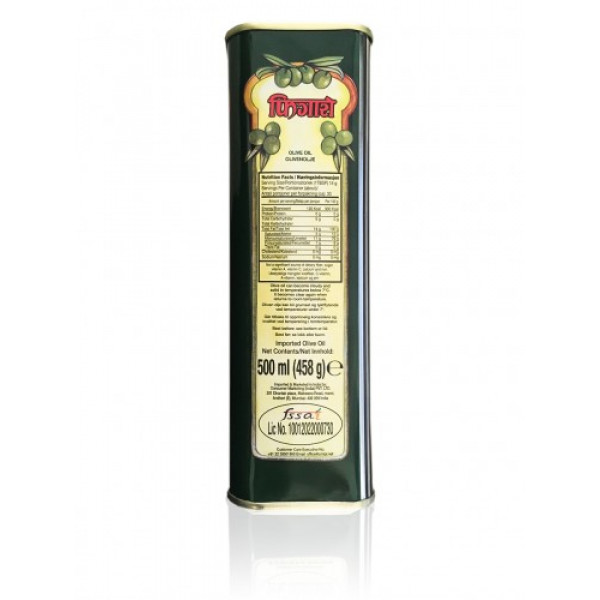 Figaro Edible Olive Oil, 500ml