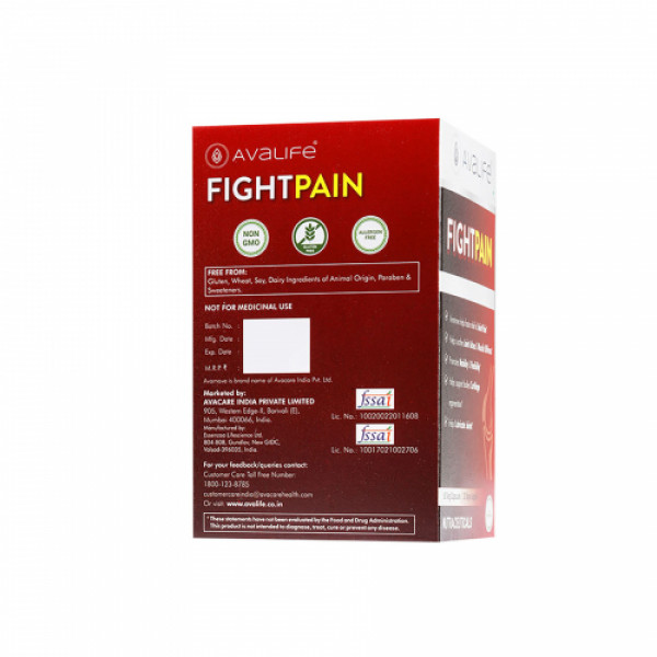 Avalife FigthPain, 60 Capsules