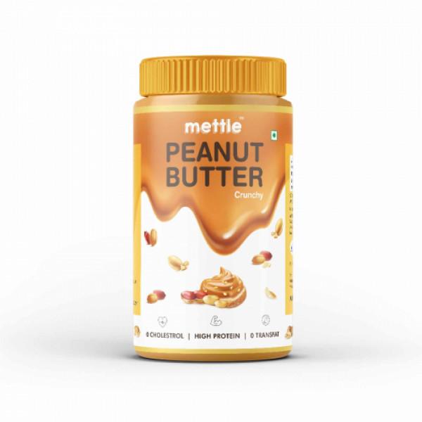 Mettle Peanut Butter, 907gm (Crunchy)