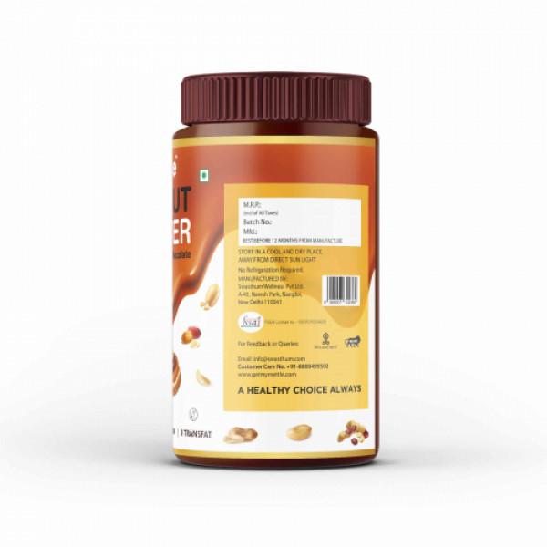 Mettle Peanut Butter Dark Chocolate, 907gm
