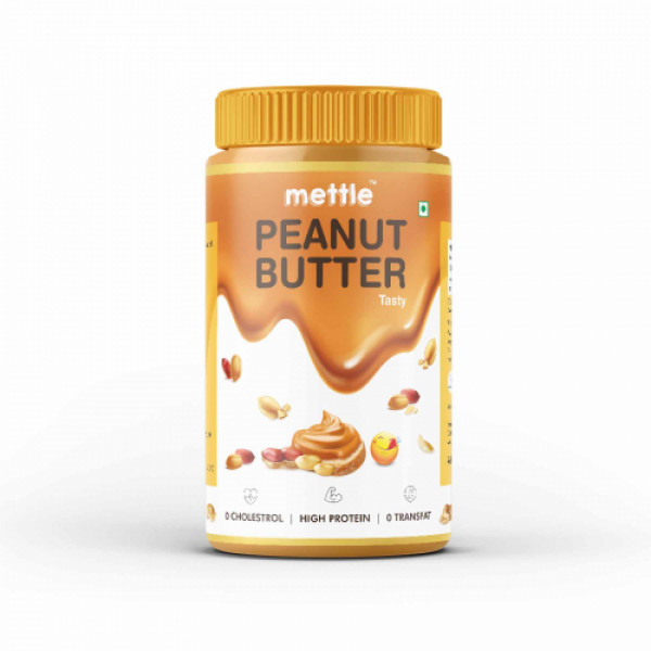 Mettle Peanut Butter Tasty Classic, 907gm (Regular)