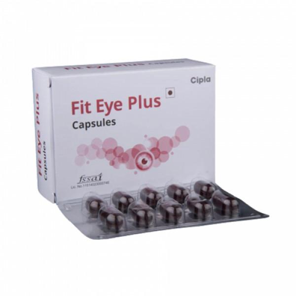 Fit Eye Plus, 10 Capsules