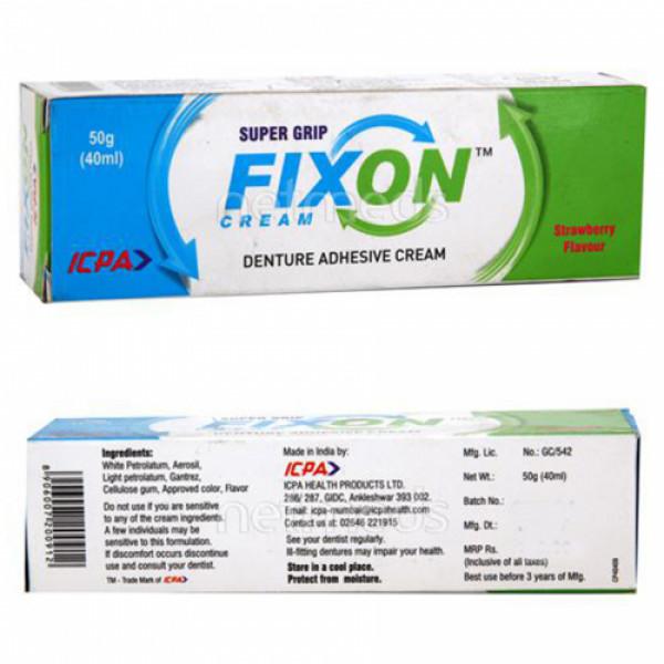 Fixon Cream, 50gm