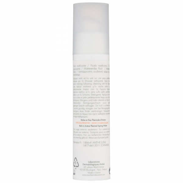 Avene Mattifying Fluid, 50ml
