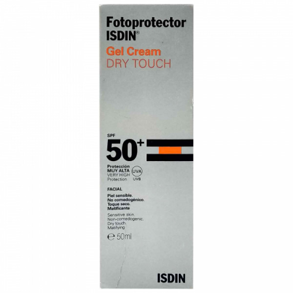 Fotoprotector Dry Touch Gel Cream SPF 50+, 50ml