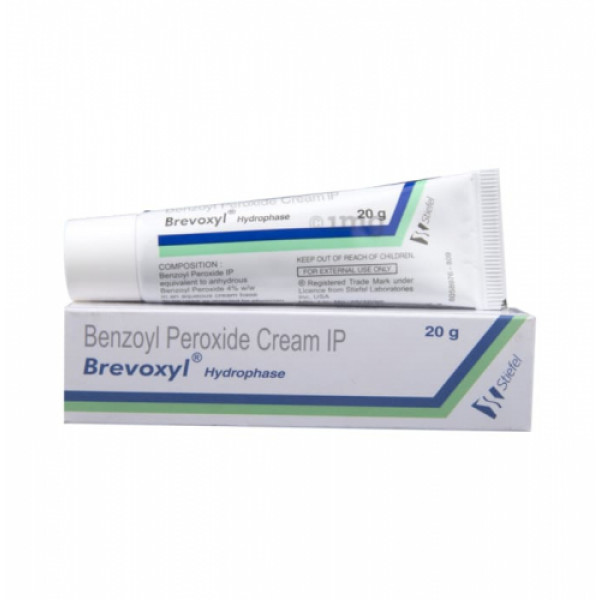 Brevoxyl Cream, 20gm