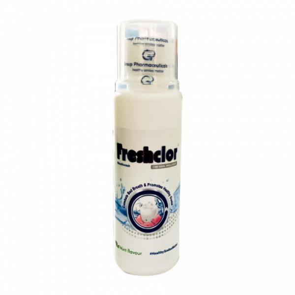 Freshclor Anti-Microbial Mouthwash, 100ml