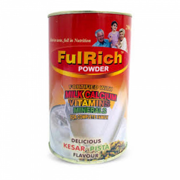 Fulrich Powder, 200gm - Kesar Pista Flavour
