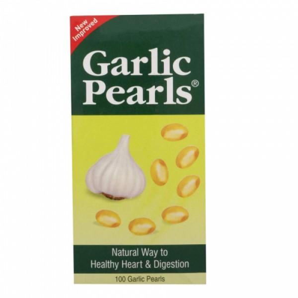 Garlic Pearls, 100 Capsule