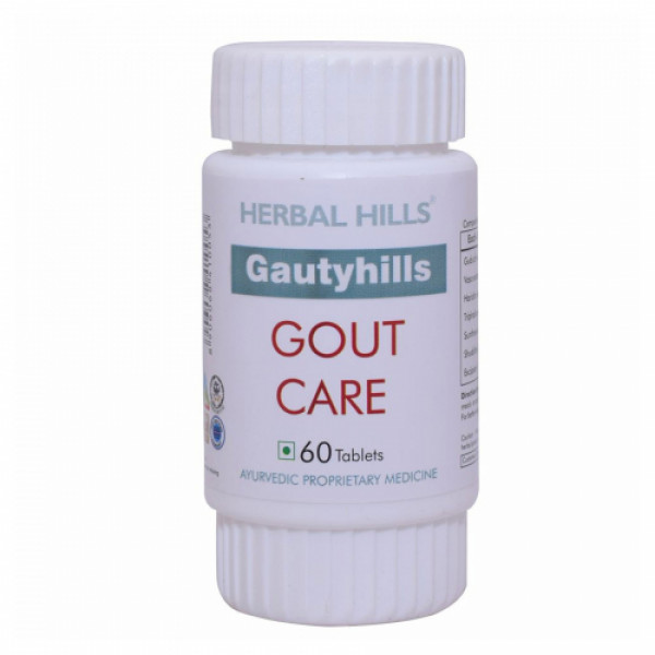 Herbal Hills Gautyhill,  60 Tablets