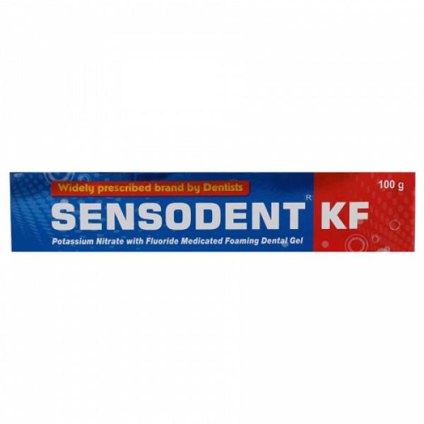 Sensodent KF Dental Gel, 100gm