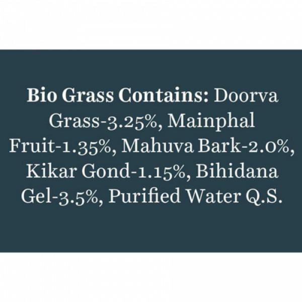 Biotique Bio Grass After Shave Gel, 120ml