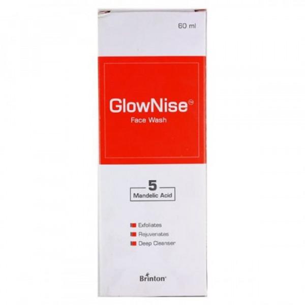 Glownise Face Wash, 60ml