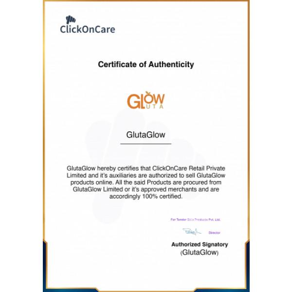GlutaGlow 4Tified Daily Radiance Serum, 30ml