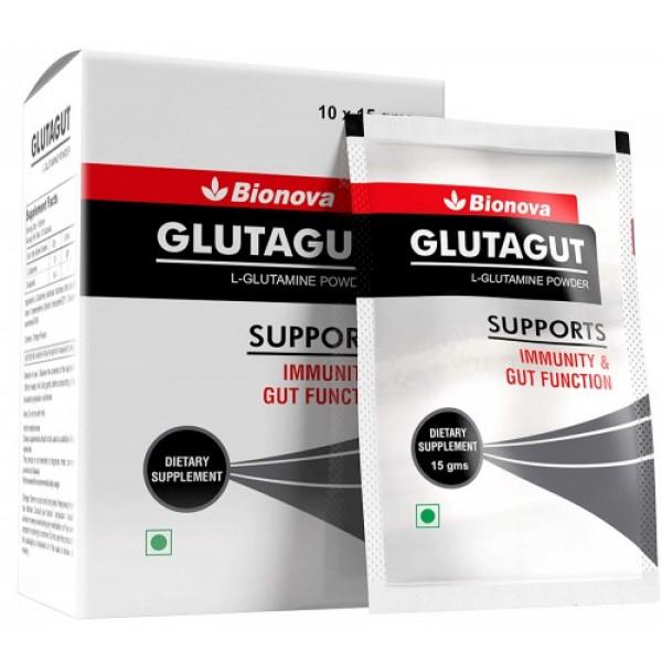 Bionova L-glutamine Powder (Glutagut)