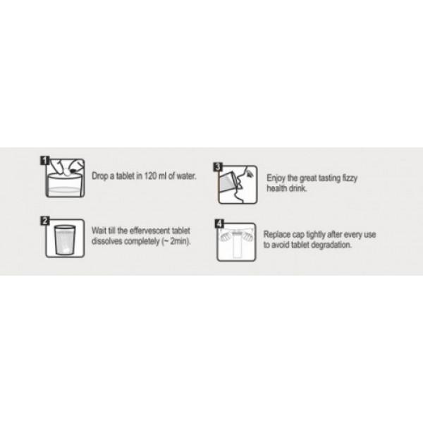 Ener C 1000, 20 Tablets (Pack Of 2)