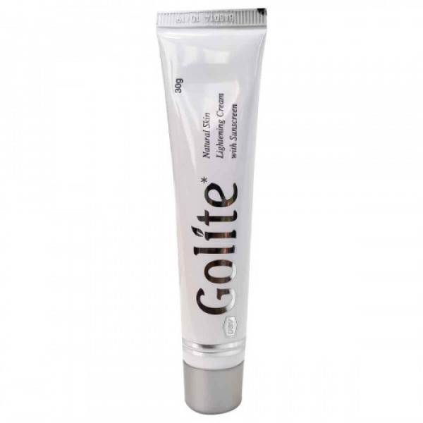 Golite Natural Skin Cream With Sunscreen, 30gm