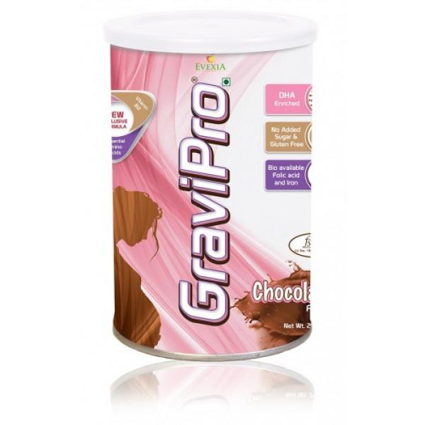 Gravipro Chocolate Powder, 200gm