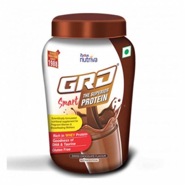 GRD Smart Swiss Chocolate Flavour, 200gm
