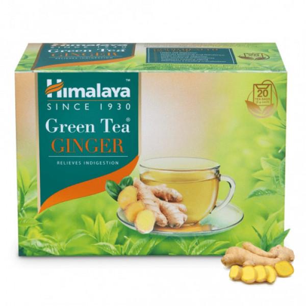 Himalaya Ginger Green Tea, 10X2gm