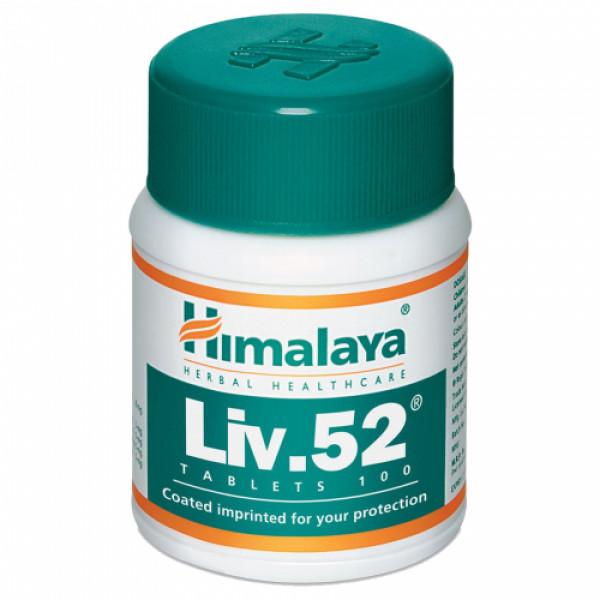 Himalaya Liv.52 DS, 60 Tablets