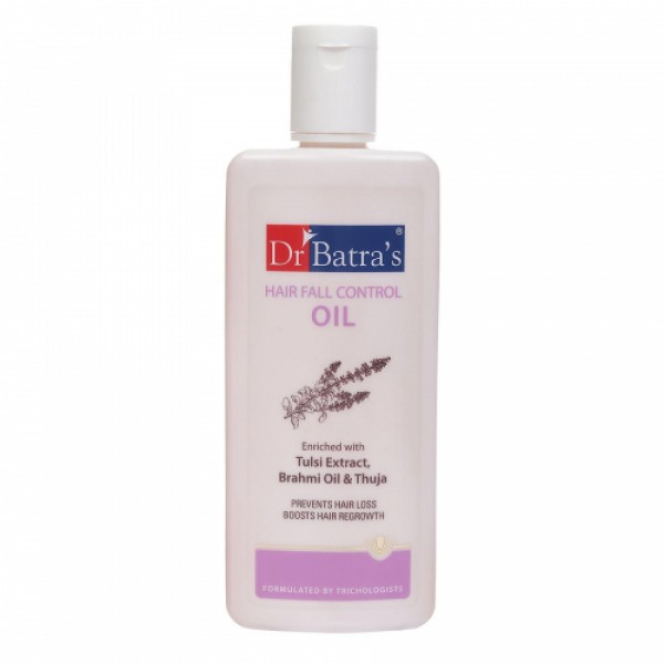 Dr Batra's Hair Fall Control Oil, 200ml