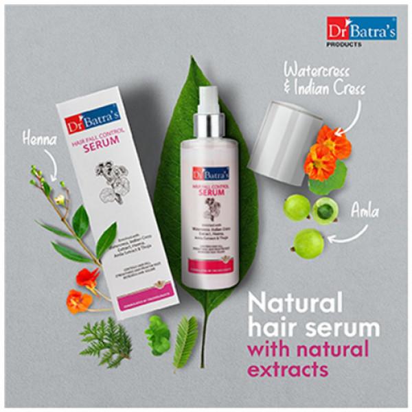 Dr Batra's Hair Fall Control Serum, 125ml