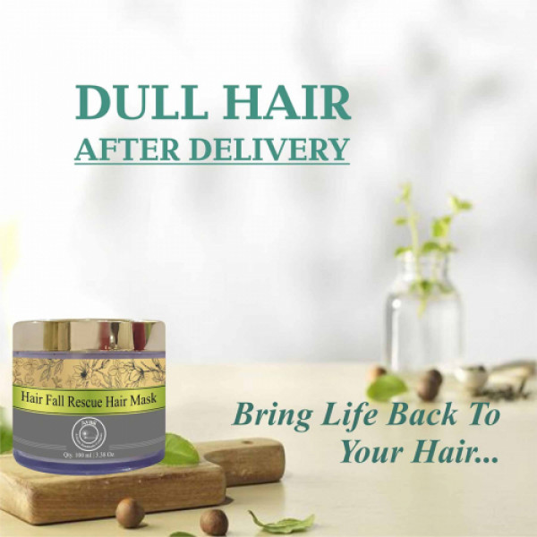 Avnii Organics Hair Fall Rescue Hair Mask, 100gm