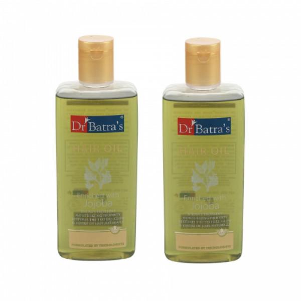 Dr Batra's Hair Oil, 200ml (Pack Of 2)