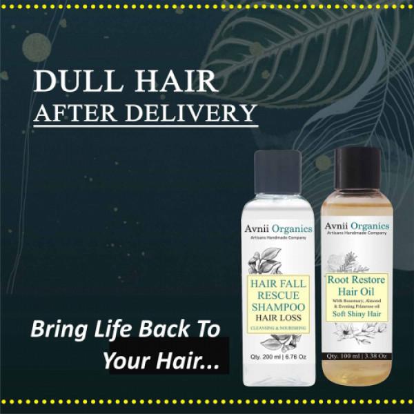 Avnii Organics Root Restore Hair Oil, 100ml