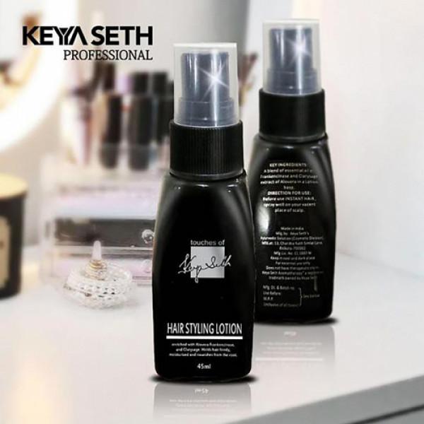Keya Seth, Hair Styling Lotion, 45ml