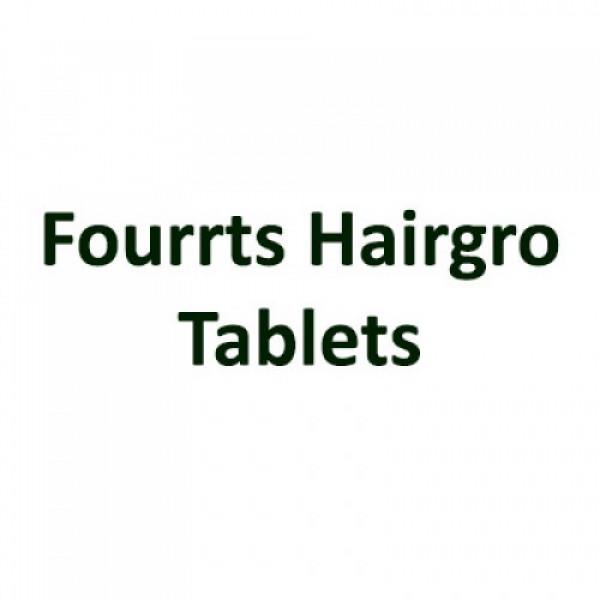 Hairgro Forte, 10 Tablets